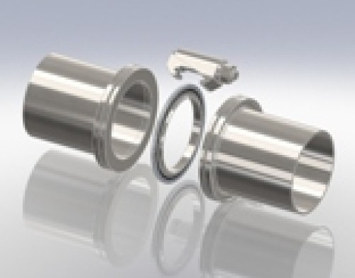 Hositrad ISO flanges